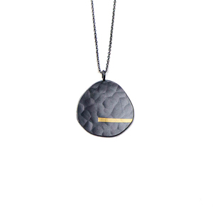 Murmur Pebble Necklace - M